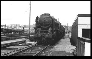 11 at Newport on route to Barry Scrapyard in 1966 (c)  Patrick O'Brien
